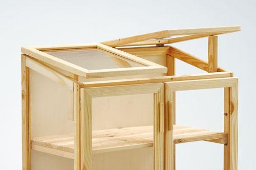 Come costruire una serra di legno - Mini serra da interno ...