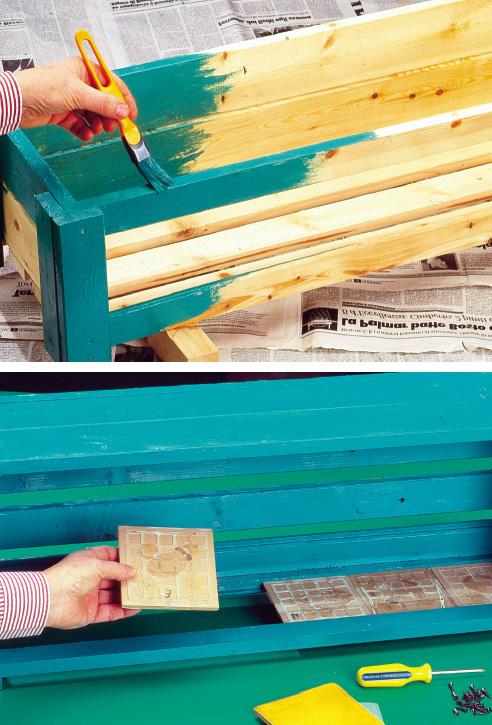 Fioriera sul davanzale per piante aromatiche guida alla for Costruire fioriera legno