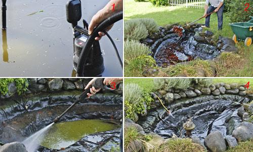Come costruire un laghetto per pesci come costruire un for Vasche x laghetti