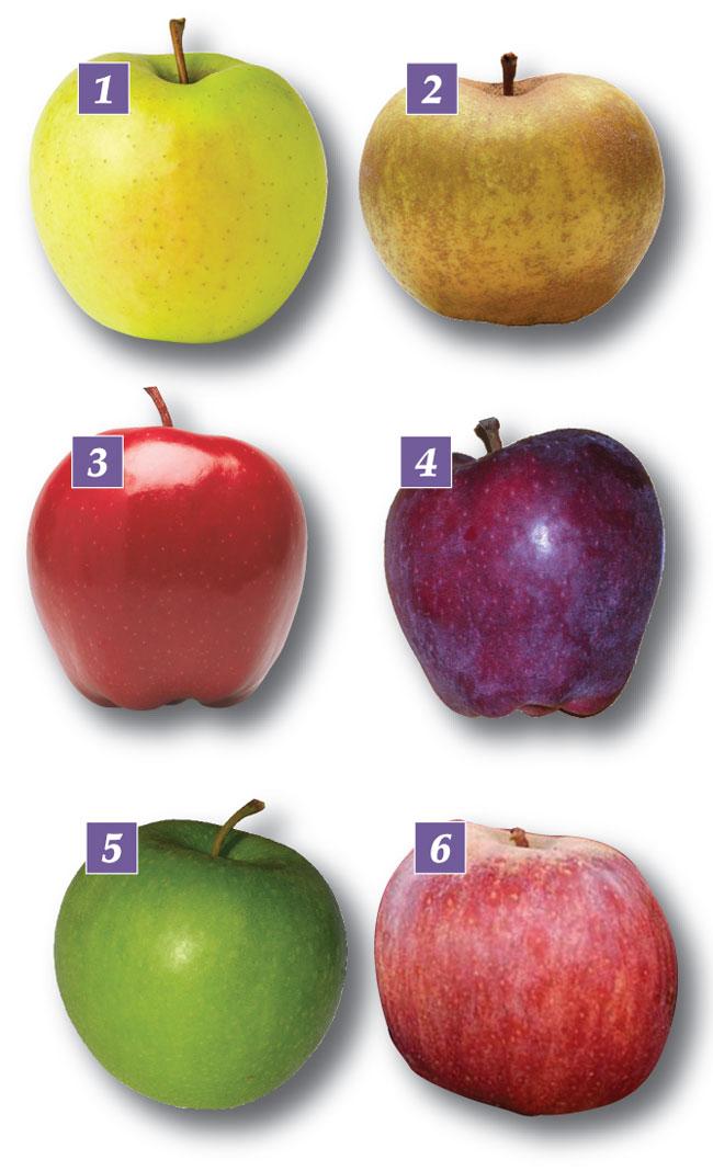 verità mele