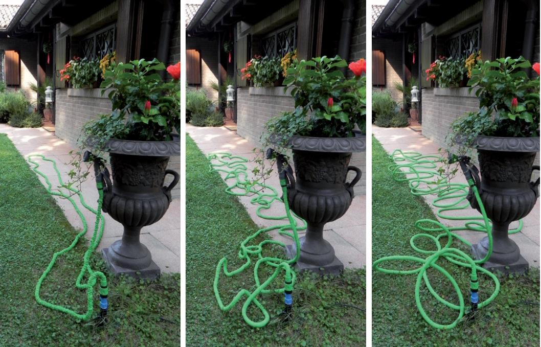 Magico, la rivoluzione del tubo per irrigazione - Fai da te in ...