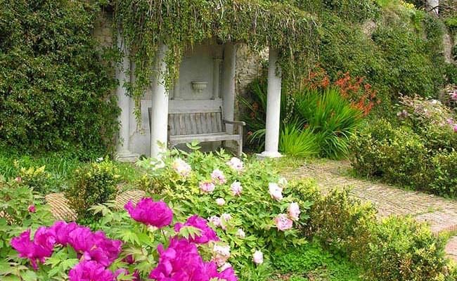 Giardini botanici hanbury di ventimiglia approfondimento - I giardini del te ...