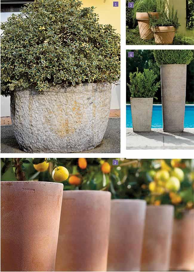 Vasi Da Giardino Grandi.Vasi Grandi Da Giardino Per Arredare Fai Da Te In Giardino