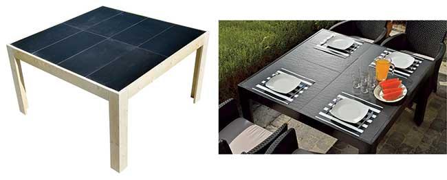 tavolo da esterni