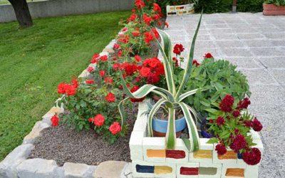 fioriere decorative
