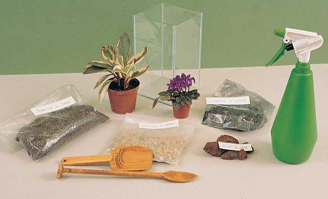 materiali per costruire una serra