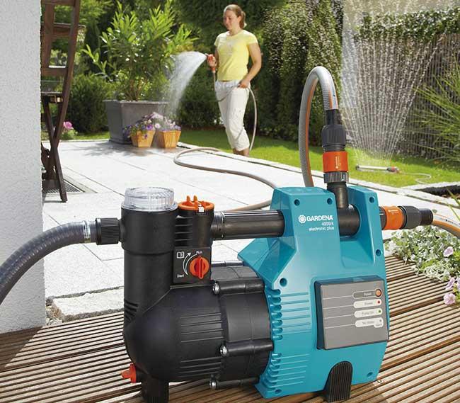 Come Funzionano Le Pompe Per Irrigazione Fai Da Te In Giardino
