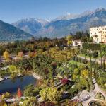 Giardini di Sissi: incantevoli colori e profumi