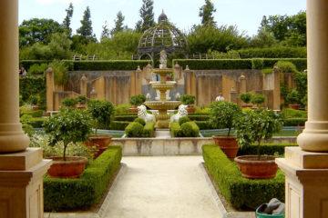Bordura aiuola o terrazzo il piacere del giardinaggio - Giardino all italiana ...