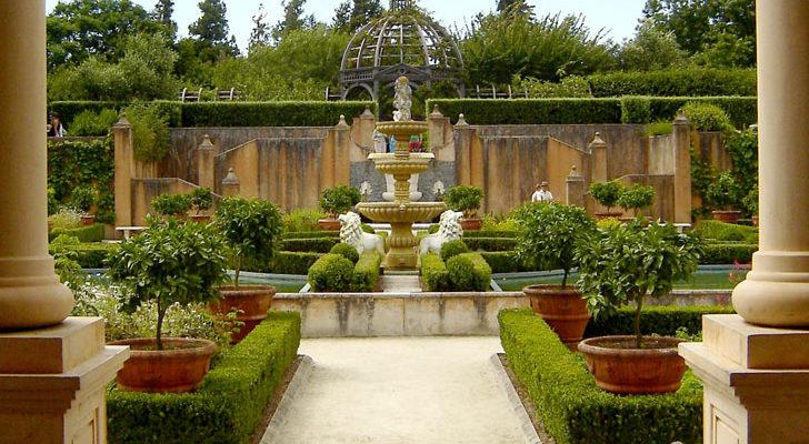 Giardino all 39 italiana le caratteristiche fai da te in for Piccoli giardini fai da te