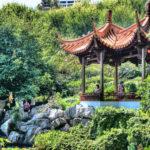 Giardino cinese: nulla è lasciato al caso