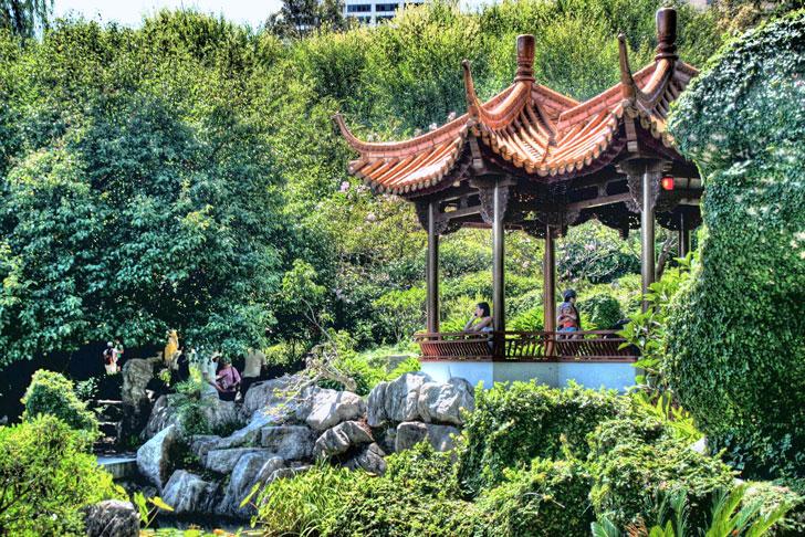 Giardino cinese nulla lasciato al caso for Giardino cinese