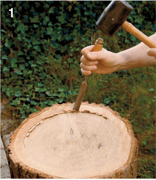 Come costruire un vaso in legno per piante grasse fai da - Fontana da giardino fai da te ...