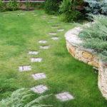 Vialetti in giardino: forme e disposizioni