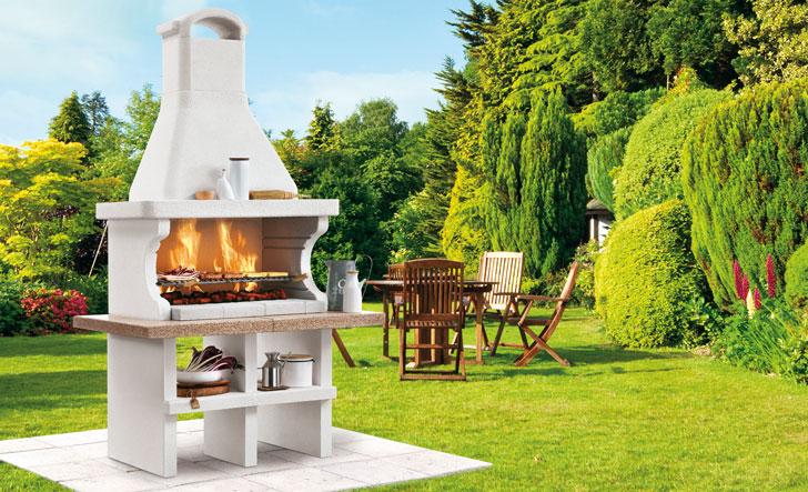 Cucine da esterno | Piani cottura, barbecue e arredi per grigliare