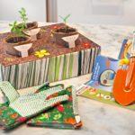 Orto per bambini | Recensione Kit ORTOBIMBO Verdemax