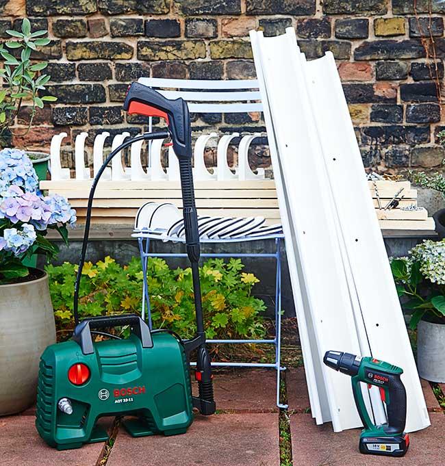 materiale per costruire giardino verticale