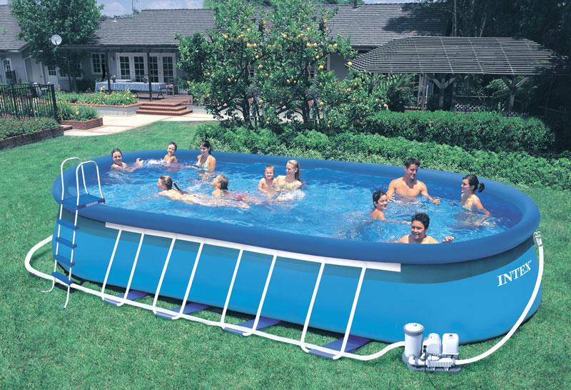 Piscine da giardino quali scegliere e come si montano - Quanto costa mantenere una piscina fuori terra ...