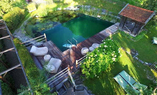 Biolago una piscina naturale che depura la nostra acqua - Biopiscina fai da te ...