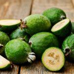 Feijoa | Frutti, usi e coltivazione dell'Acca sellowiana