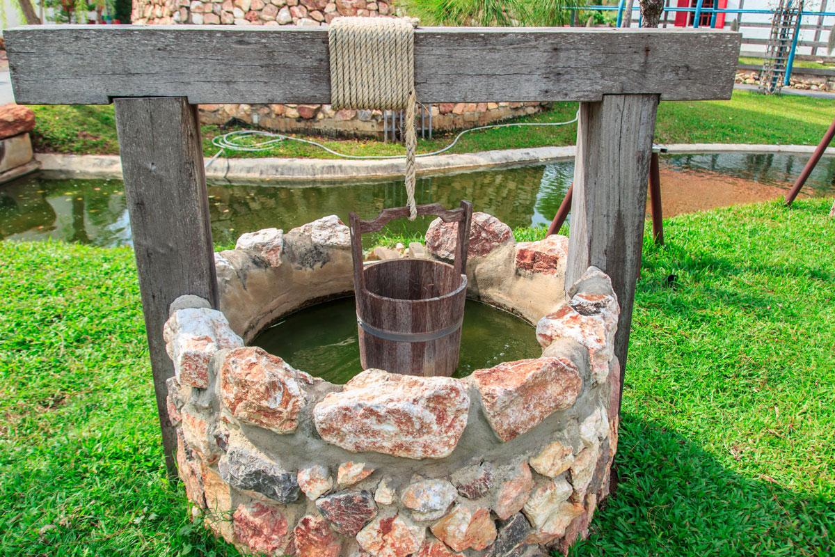 Pozzo da giardino utile e decorativo cosa c 39 da sapere for Pozzi finti per giardino