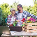 L'e-commerce è la nuova frontiera del giardinaggio
