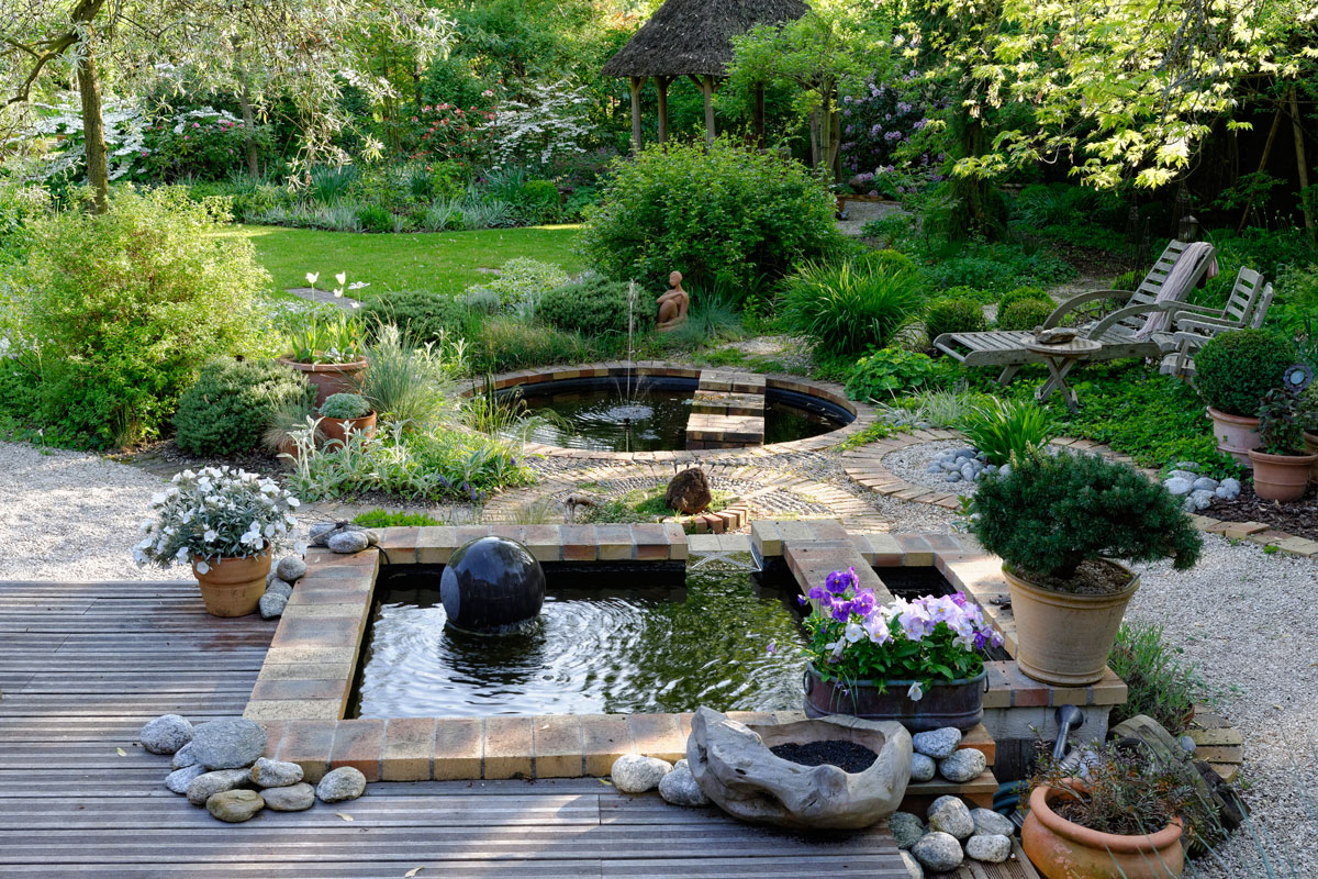 Progettare il giardino perch importante considerare gli spazi - Progettare il giardino ...
