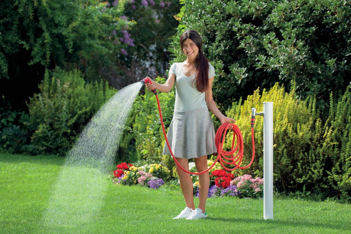 tubo irrigazione estensibile