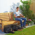 Panchina da giardino | Guida alla costruzione fai da te