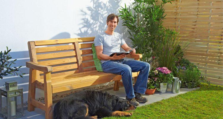 Panchine Da Giardino Fai Da Te : Panchina da giardino guida alla costruzione fai da te