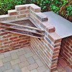 Barbecue ad angolo in muratura | Come si realizza