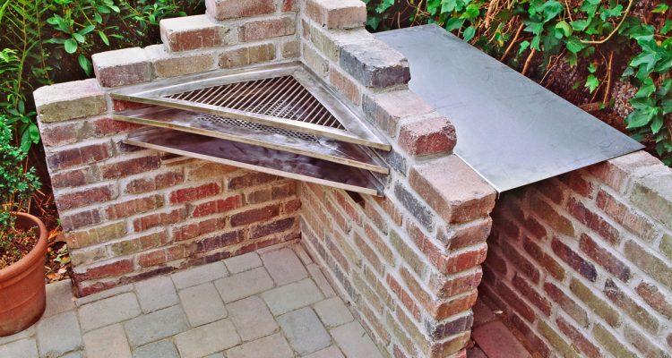 Il montaggio di un barbecue in muratura   yourFire