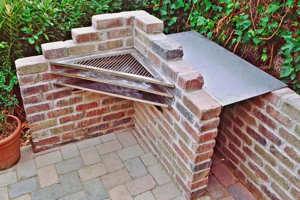 Piano Cottura In Muratura barbecue ad angolo in muratura | come si realizza