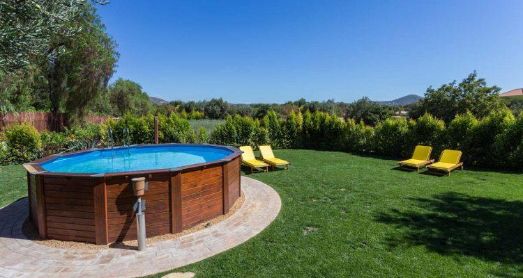 Piscina fuori terra in legno caratteristiche e installazione fai da te in giardino - Piscina fuori terra in giardino ...