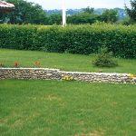 Muro di sassi | Costruzione di un muretto di contenimento