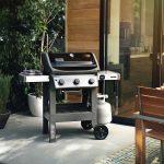 Barbecue a gas Spirit II