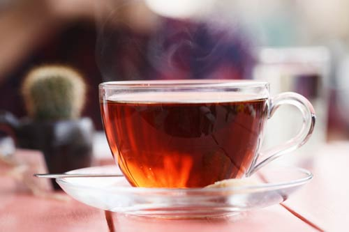 camellia sinensis tè