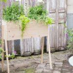 Fioriera in legno per esterno | Come costruirla in 6 mosse