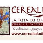 Cerealia: la festa dei cereali