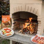 Legna per barbecuetostata | Bio Brace di Fochista
