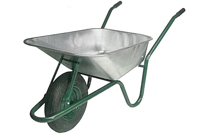 carriola da giardinaggio