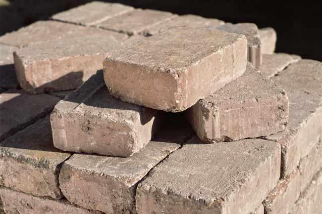 mattoni per scale