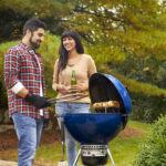 """Operazione a premi: """"Aggiungi un tocco di stile alle tue grigliate con i barbecue Weber Deep Blue Ocean!"""""""