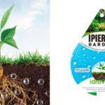 Una riserva d'acqua in gocce, che idrata le piante | Idrovita di Ipierre System