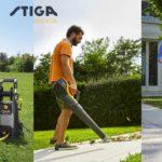 Spazi esterni puliti con le efficienti macchine Stiga