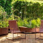 IL GIARDINO DI CORTEN: le nuove proposte per l'outdoor